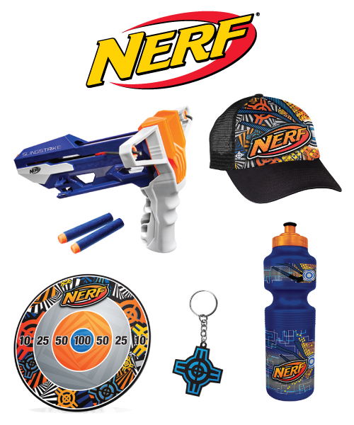 Nerf Showbag Chicane Showbags