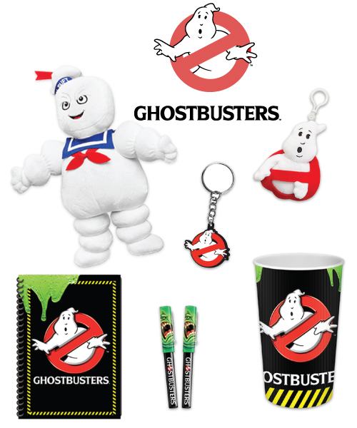 ghostbusters kids