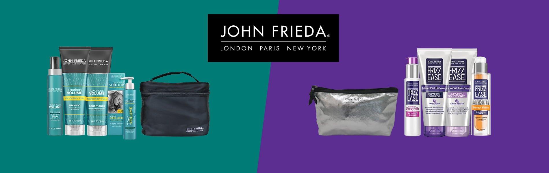 John Frieda Showbag