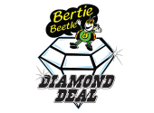 Bertie Beetle Diamond Deal