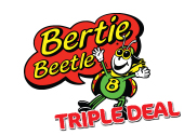 Bertie Beetle Triple Deal