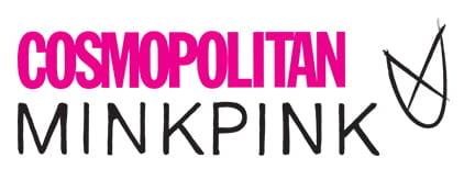 Cosmopolitan X MINKPINK Showbag Logo
