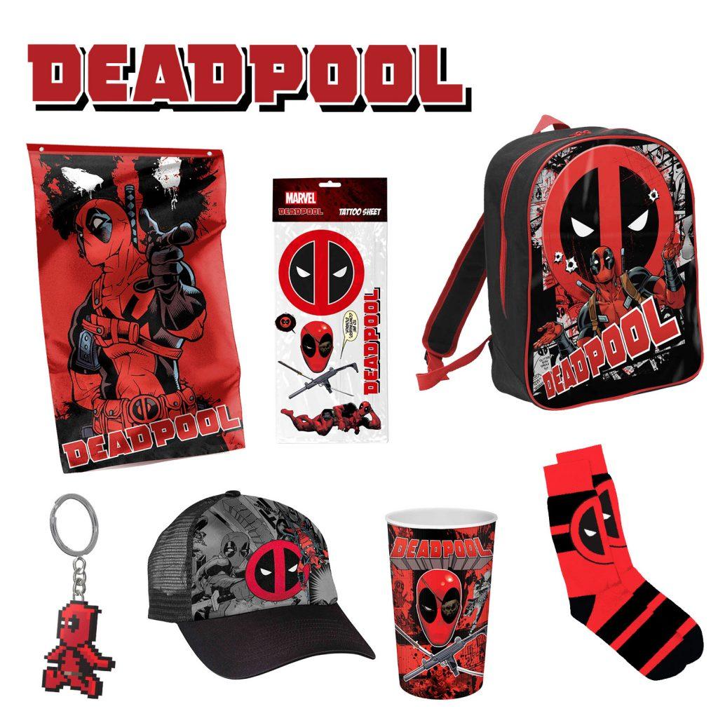 Deadpool-Showbag