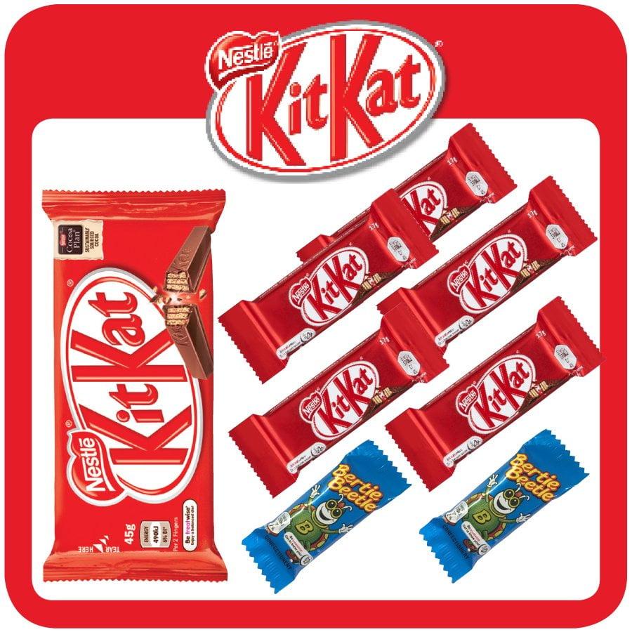 Kit Kat Showbag