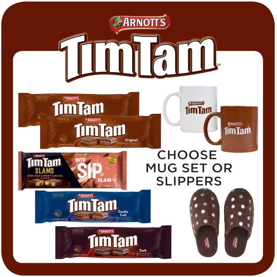 Arnott's Tim Tam Showbag