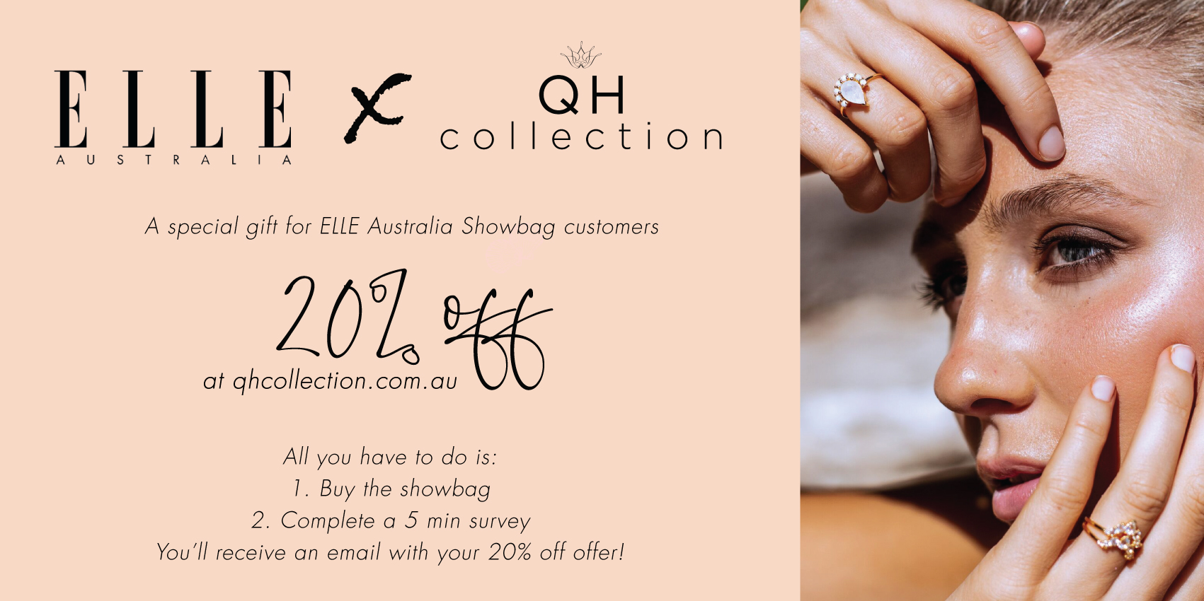 QH Collection x ELLE Australia Special Offer