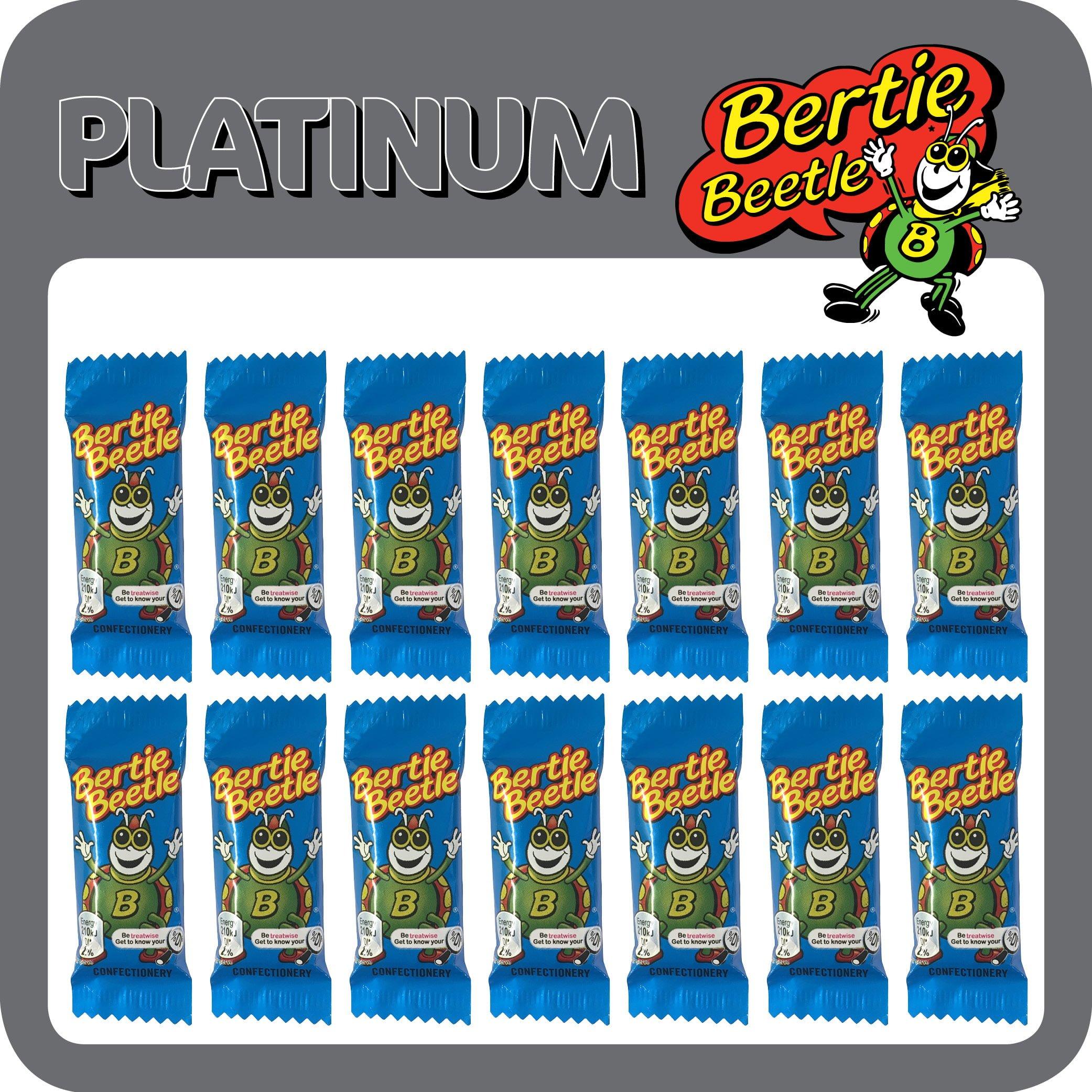 bertie beetle platinum
