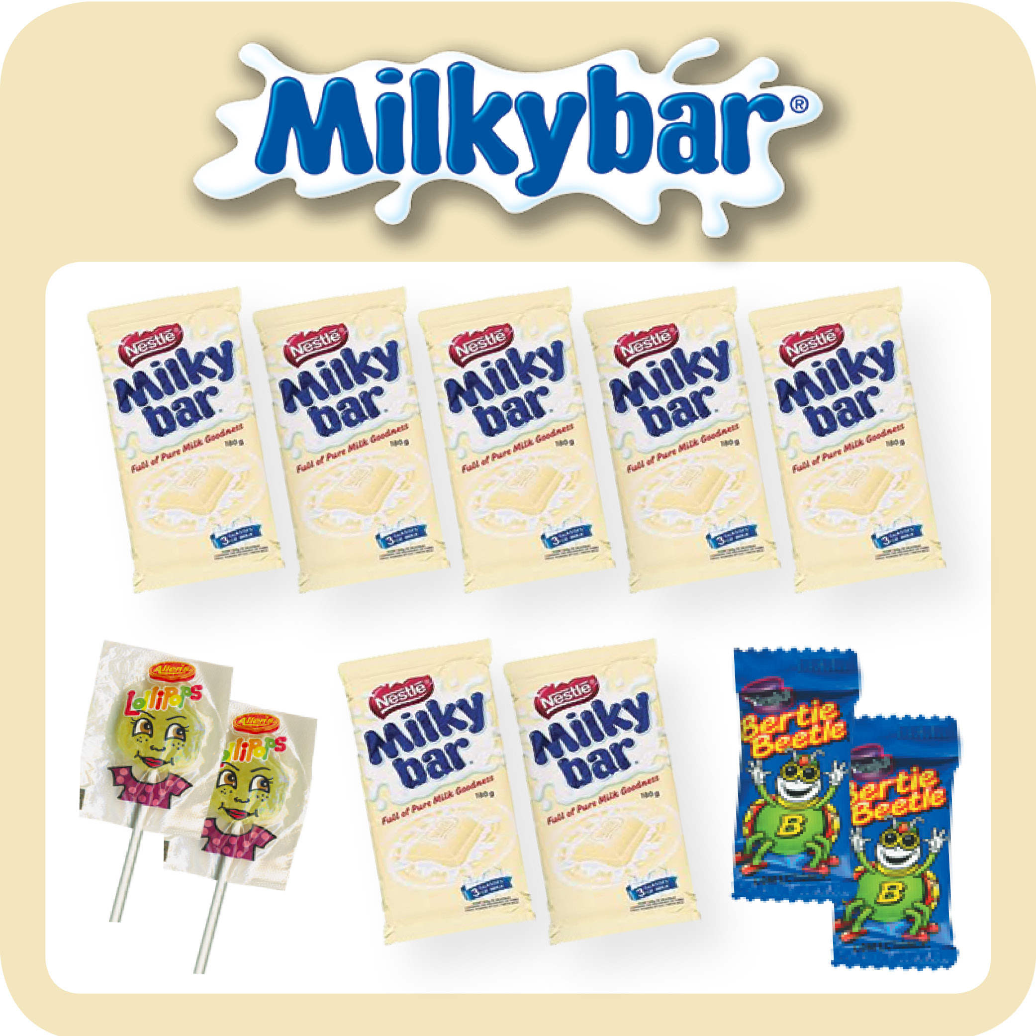 junior milky bar