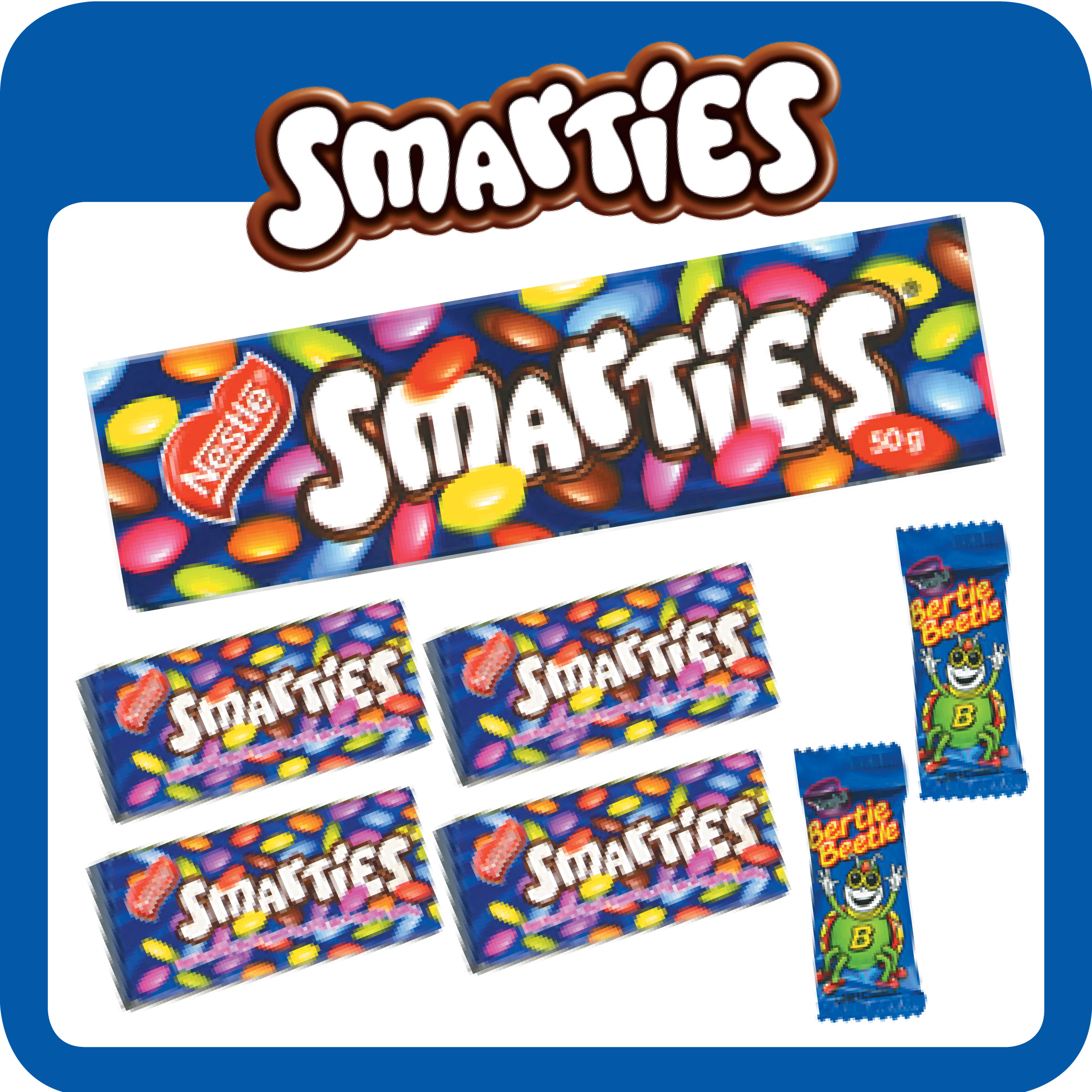 junior smarties