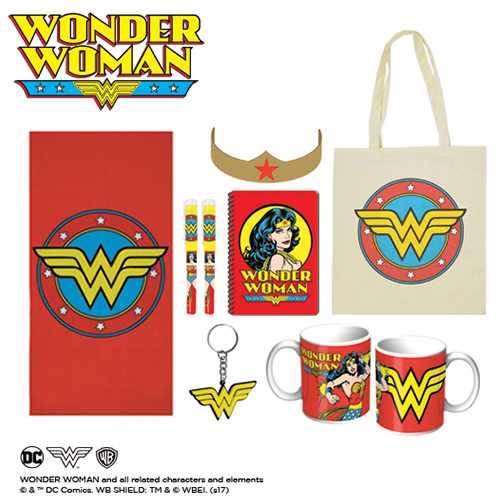 Wonder_Woman_Showbag_Products