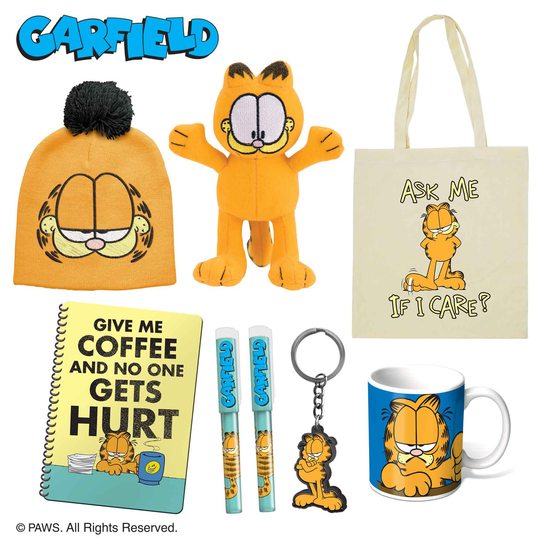 Garfield Showbag 2018