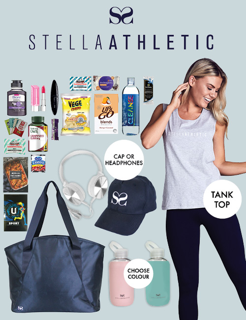 Stella Athletic Showbag 2018