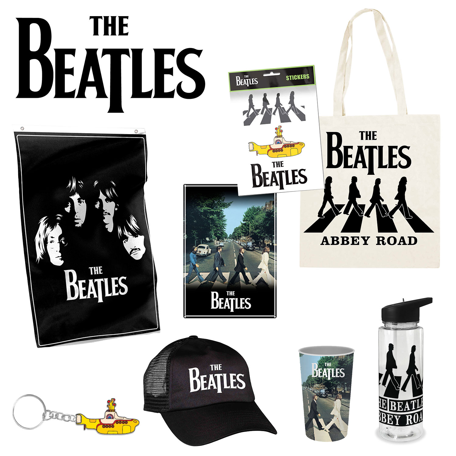 Beatles-Showbag