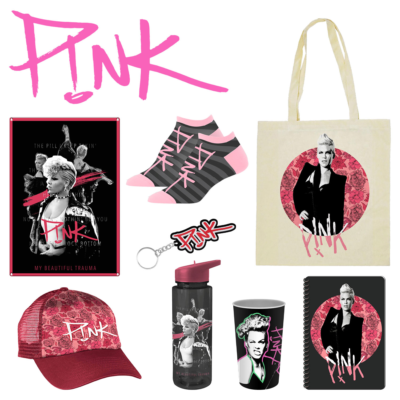 PINK-Showbag