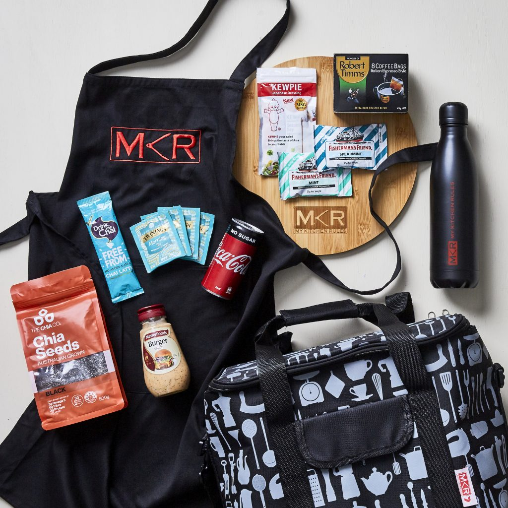 My Kitchen Rules Showbag 2019