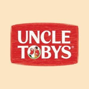UNCLE TOBYS showbag